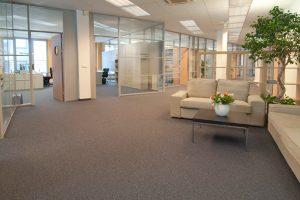 Büroetage - nachher