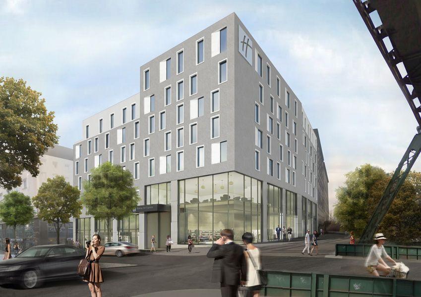 Entwurf Hotel Wuppertal